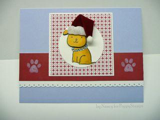 Santa.hat.pooch