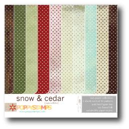 Snow & Cedar 50001
