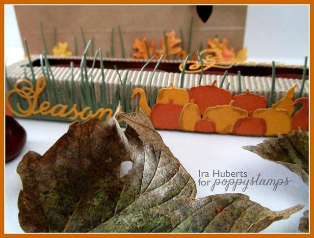 Poppystamps Autumn Greetings Pumpkins November 2014 (4)