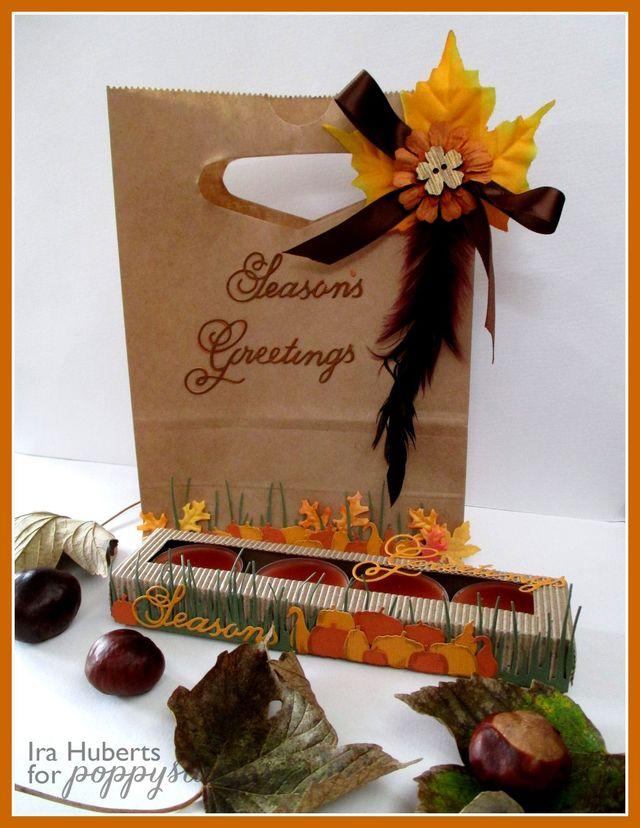 Poppystamps Autumn Greetings Pumpkins November 2014 (1)