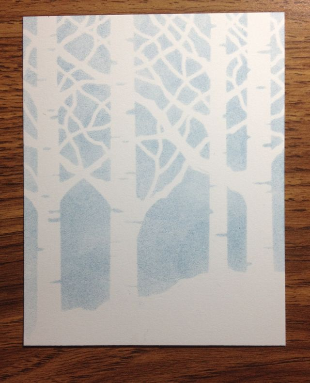 Blue Merry Christmas - 4