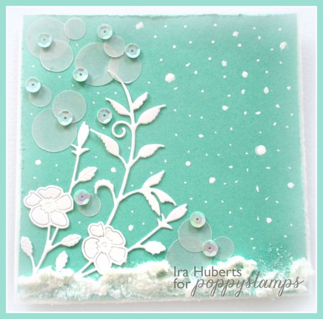 Poppystamps winter scenery January 2015 (1)