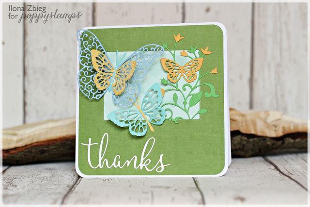 Elsa Butterfly Branch