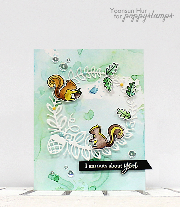 Cover Squirrel Die Set