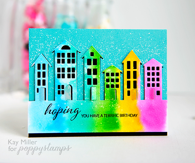 Hope and Thanks Clear Stamp Set