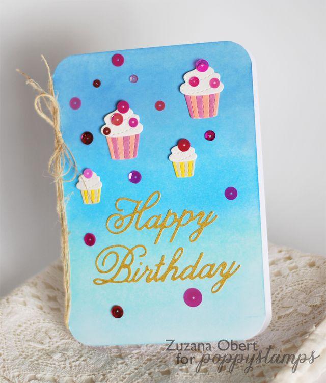 Happy Birthday (Cupcakes) PS