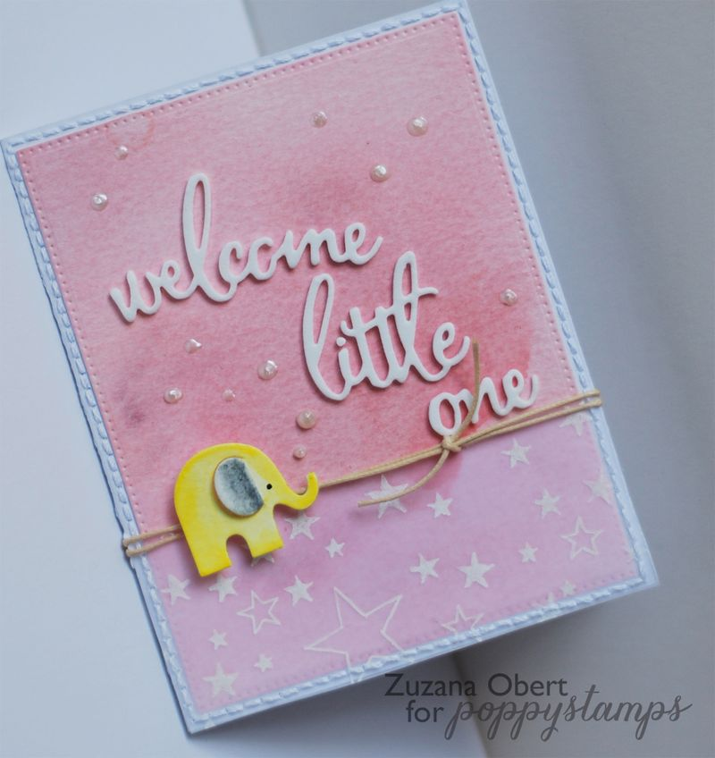 Welcome Little One PS detail