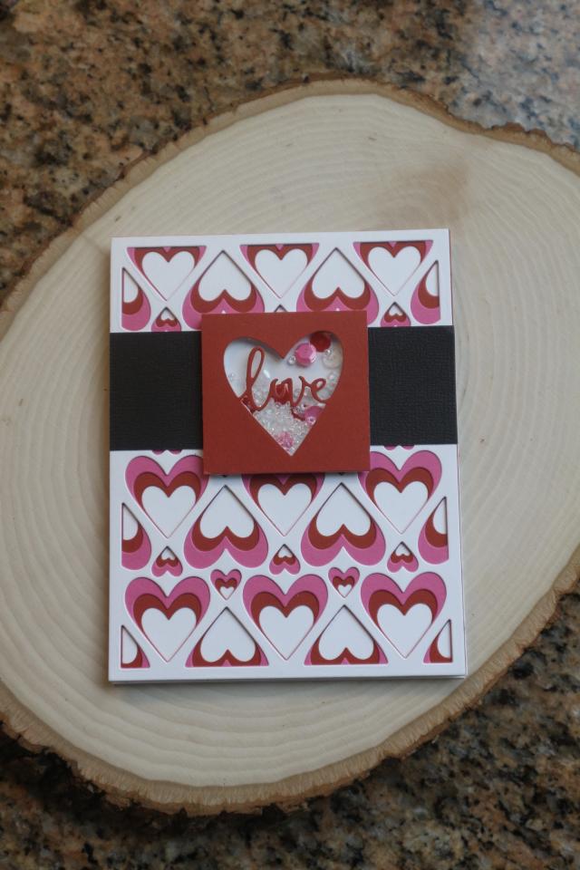 Scribble Love Heart