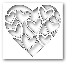 1704 Inlay Heart