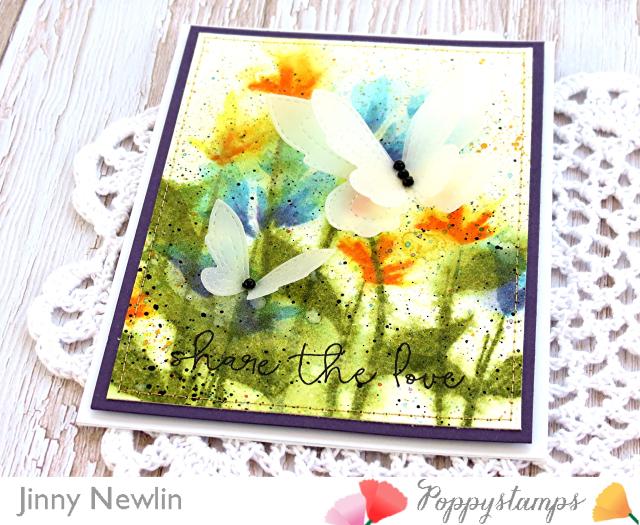 Poppystamps Share the Love 2 - JinnyNewlin