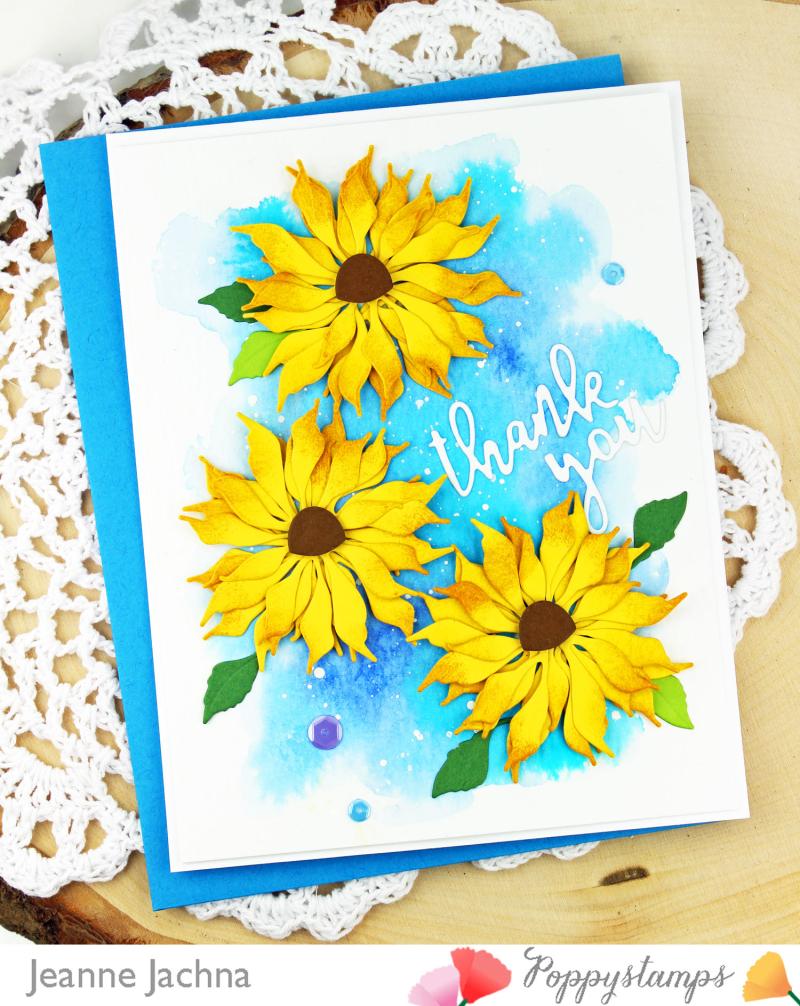 Sunflowers-Five