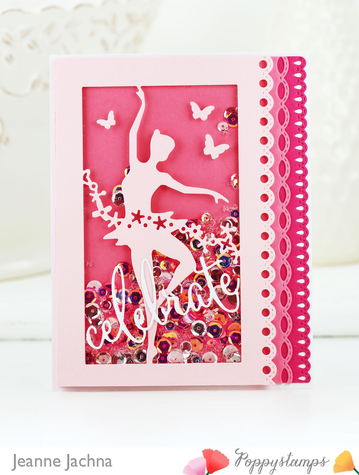 Floral Dancer Collage
