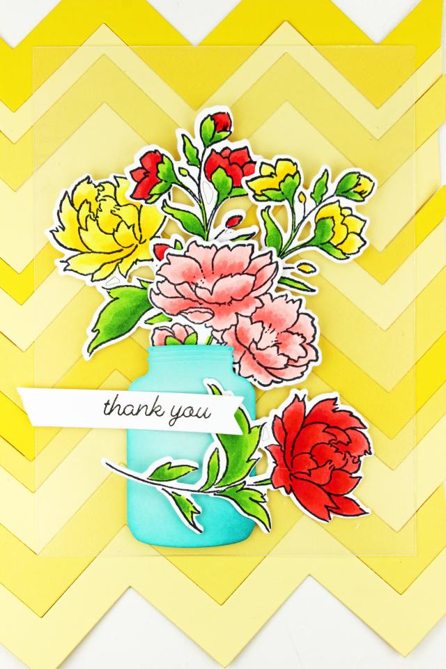 Floral Jar Six