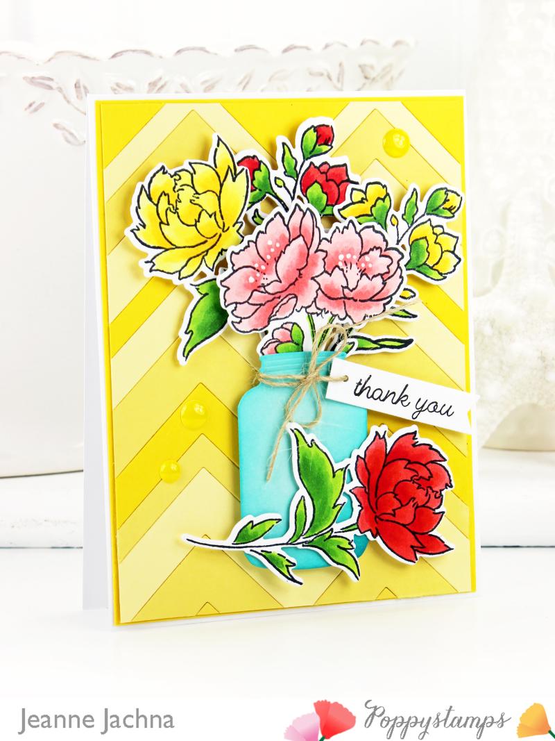 Floral Jar Three copy