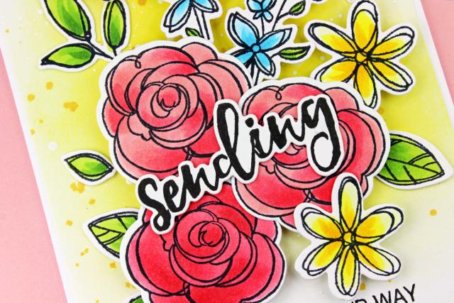 Sending-Four