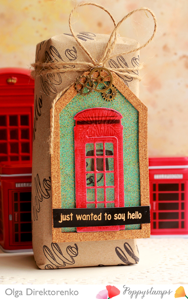 Cute Phone Booth
