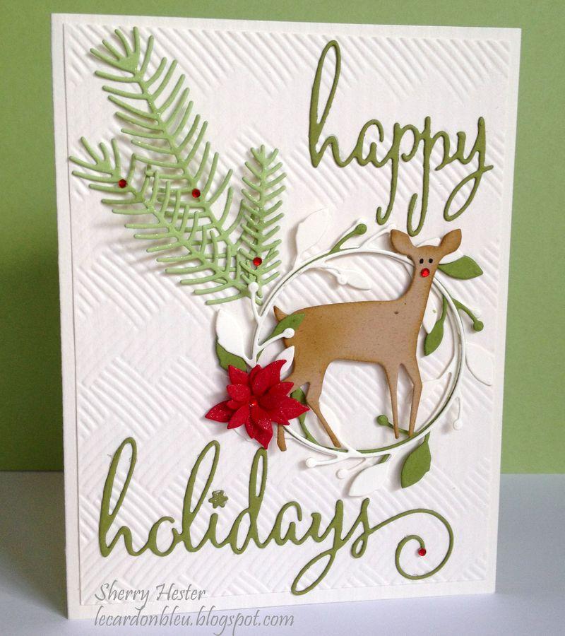 Merry Christmas - Full Card
