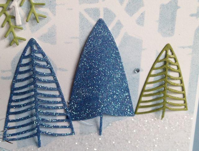 Blue Merry Christmas - 7