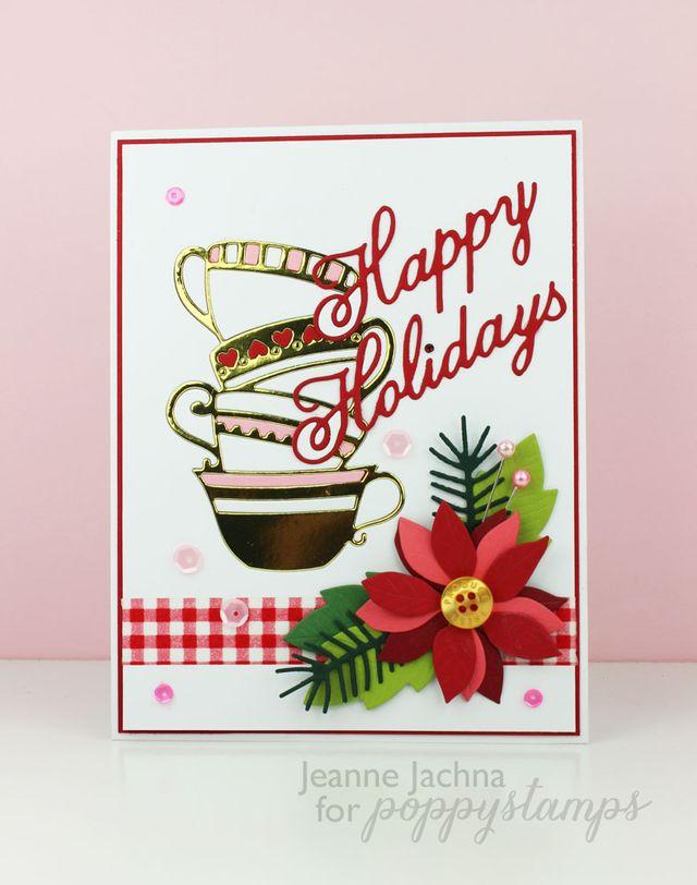 Vintage Happy Holidays