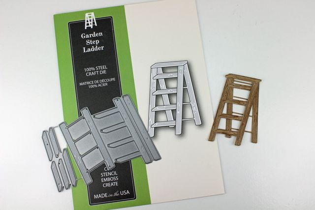 Garden-Step-Ladder