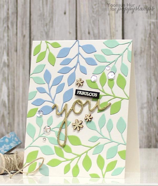 YoonsunHur-20150712-Poppystamps01