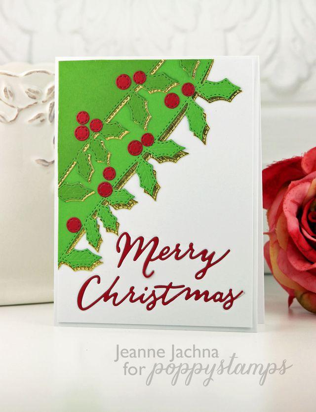 Free Hand Merry Christmas