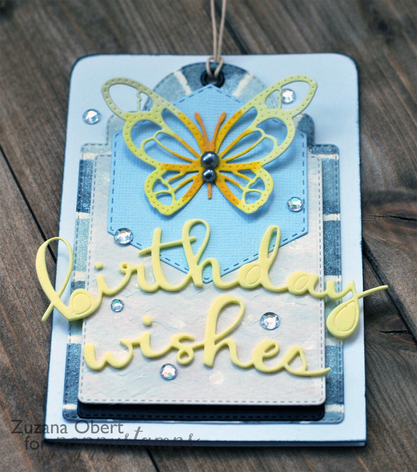Hip Birthday Wishes