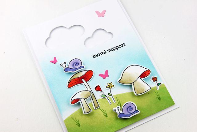 Morel-Support-One