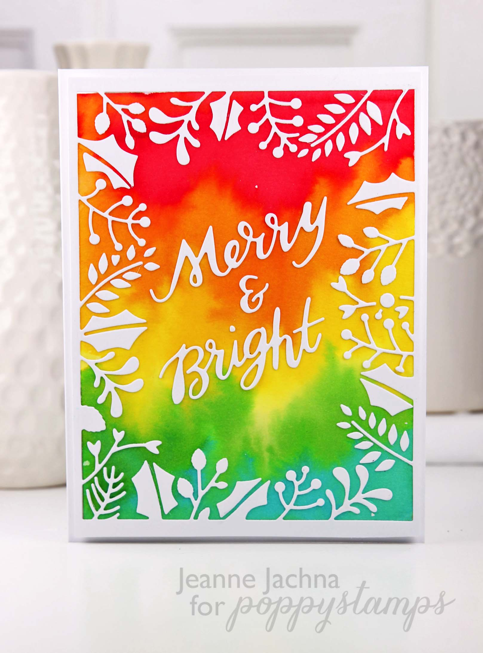 Merry and Bright Brushed