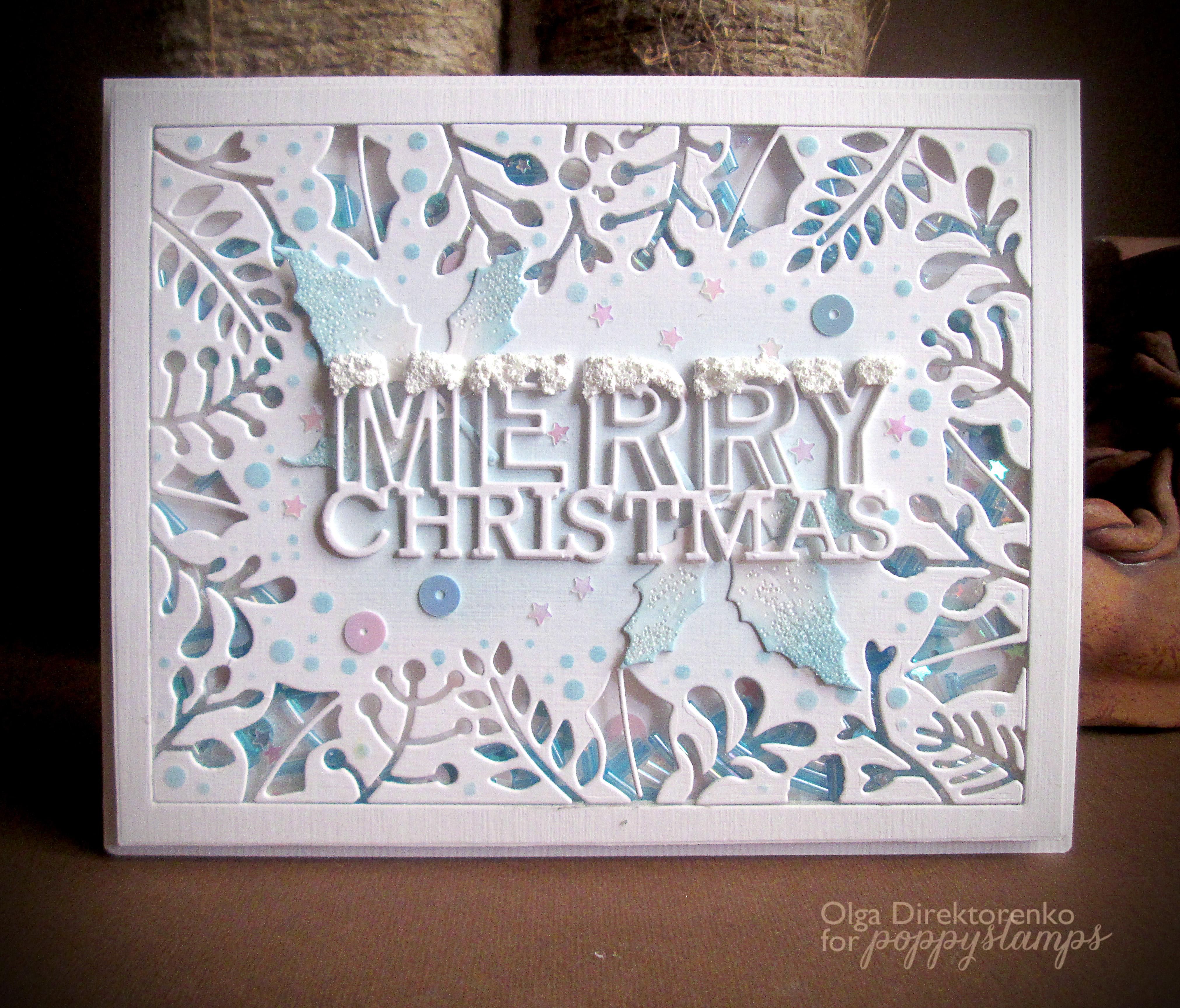 Страсть картинки, новогодние вырубки открытки