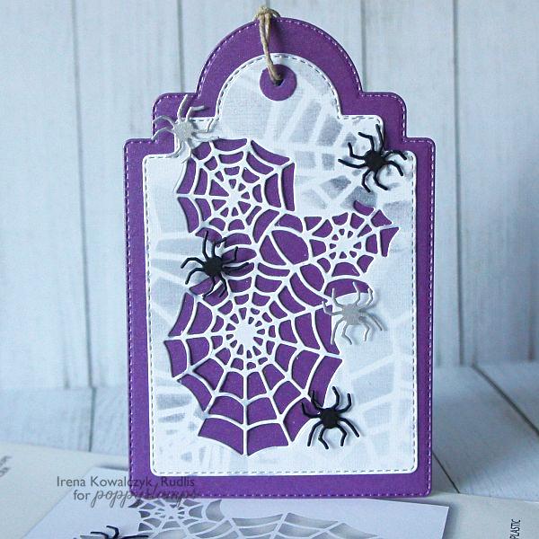 Spider Web Cutout