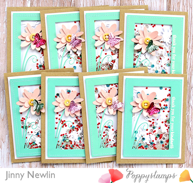 Poppy Floral Stem Collection - JinnyNewlin