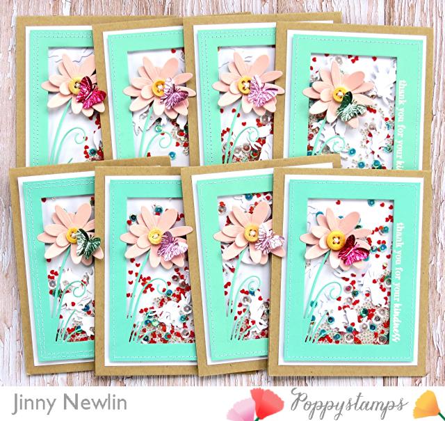 Poppy Floral Stem Collection - JinnyNewlin