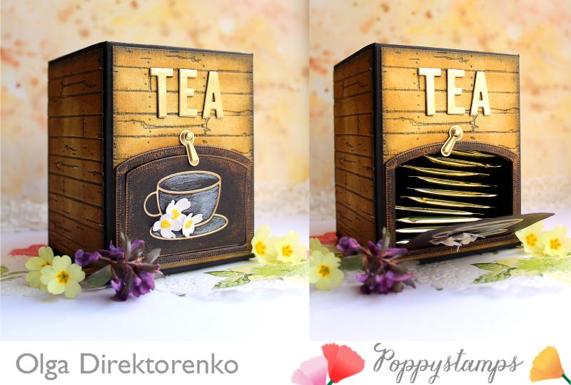 TeaBagDispenser