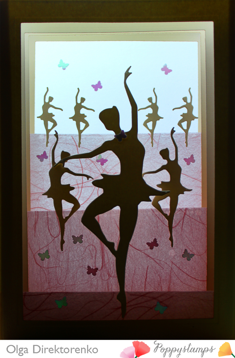 Ballet Diorama 3