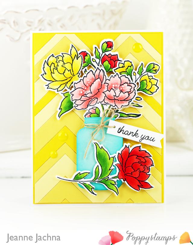 Floral Jar Four copy