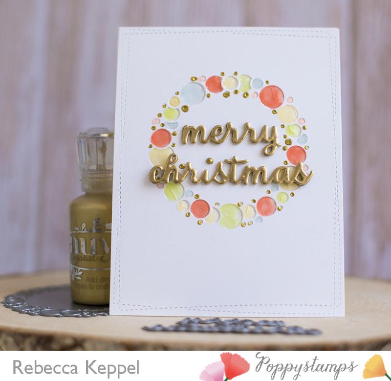 Rk poppystamps ball wreath card2
