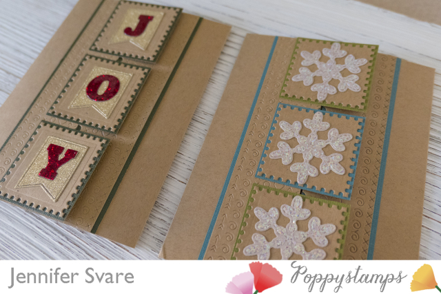 Stitched Evangeline Snowflakes