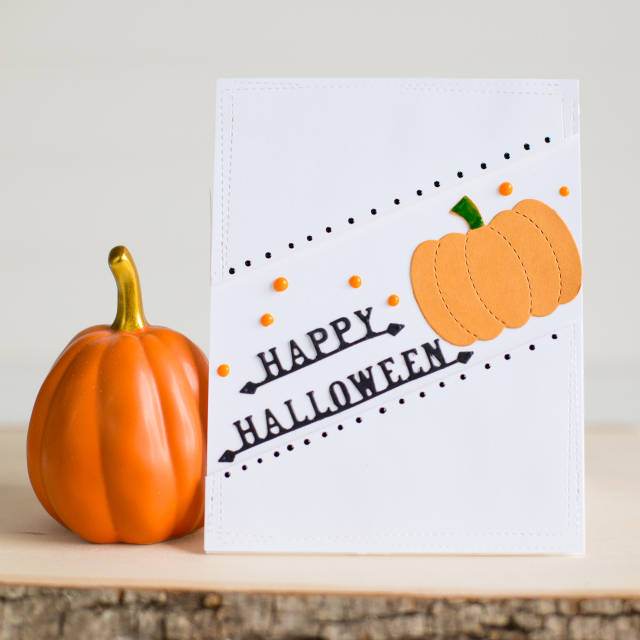 Rk poppystamps clean and simple last minute Halloween cards (4 of 5)