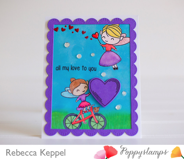 Rebecca keppel poppystamps valentine card masking1