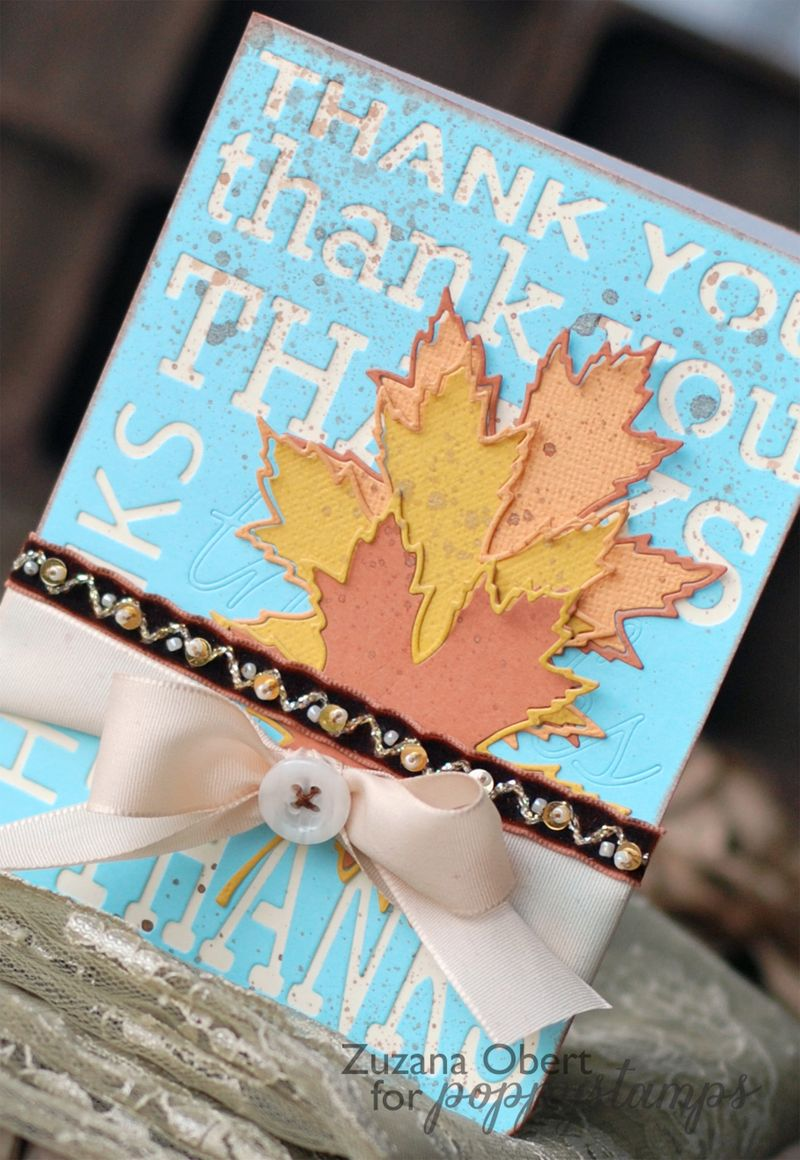 Thank You ( Poppystamps )detail copy