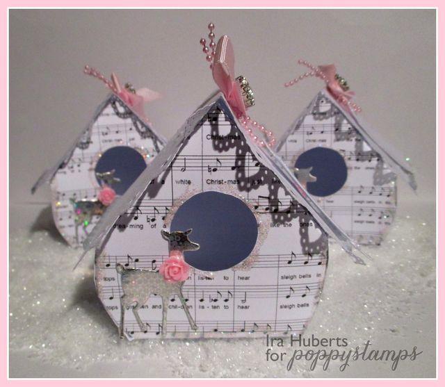 Poppystamps Christmas houses November 2014 (1)
