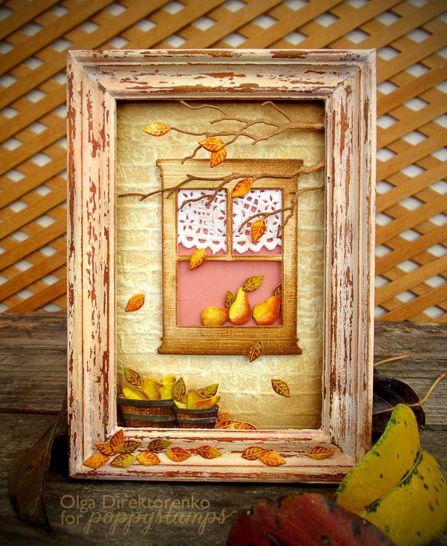 Small Madison Window