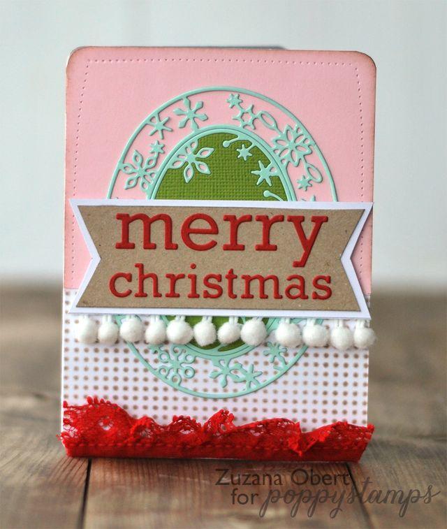 Merry Christmas Pom Poms (PS)
