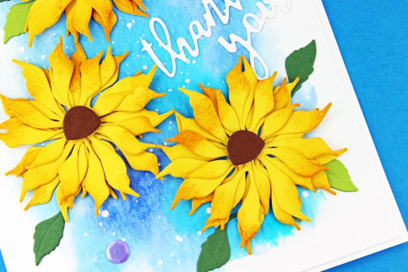 Sunflowers-Four