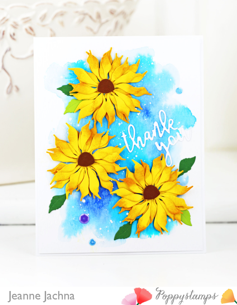 Sunflowers-One