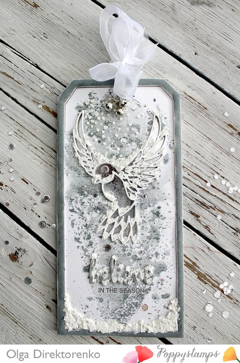 Snowy Dove 1