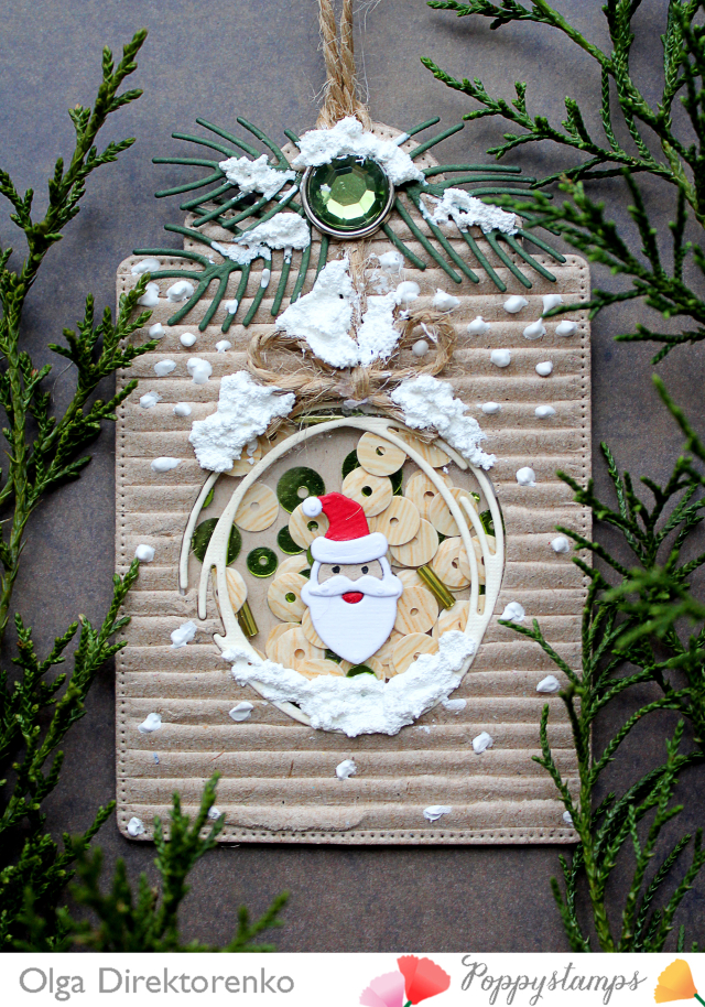 Santa Shaker Tags 4