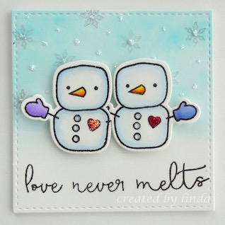 Poppy-stamps-snowman-linda-snailzpace-wordpress-com