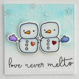 Poppy-stamps-snowman-linda-snailzpace-wordpress-com